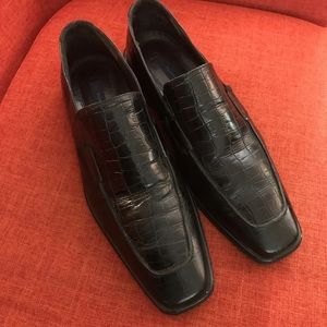 Material London Men's Loafers Size 12 Dress Shoes